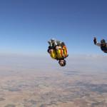curso instructor de paracaidismo