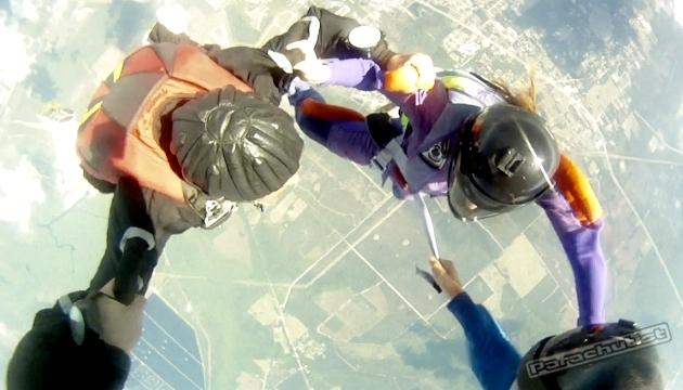 salto en freefly