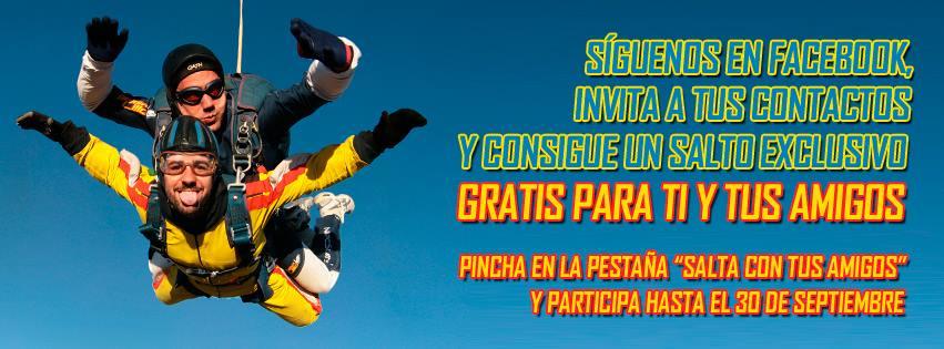 Hacer Paracaidismo en Madrid