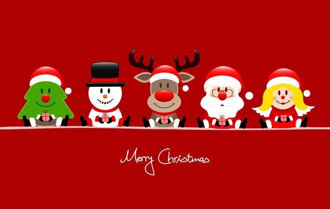 Feliz Navidad y Próspero Año Nuevo - Skydive Lillo